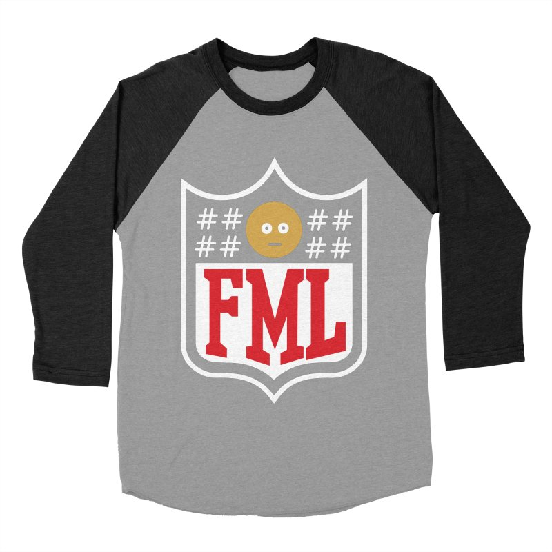In my League Women's Baseball Triblend T-Shirt by shadyjibes's Shop