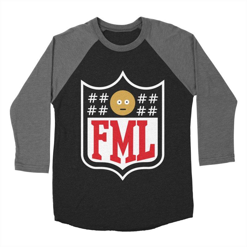 In my League Men's Baseball Triblend T-Shirt by shadyjibes's Shop
