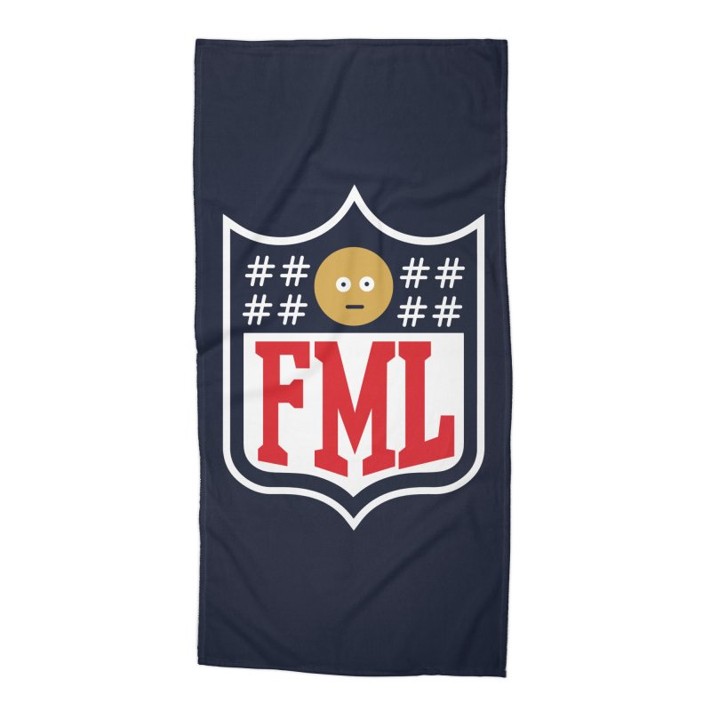 In my League Accessories Beach Towel by shadyjibes's Shop