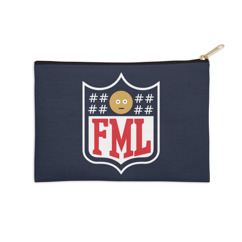In my League Accessories Zip Pouch by shadyjibes's Shop