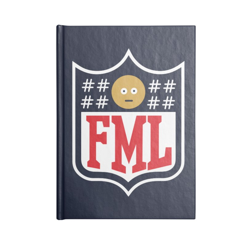 In my League Accessories Notebook by shadyjibes's Shop