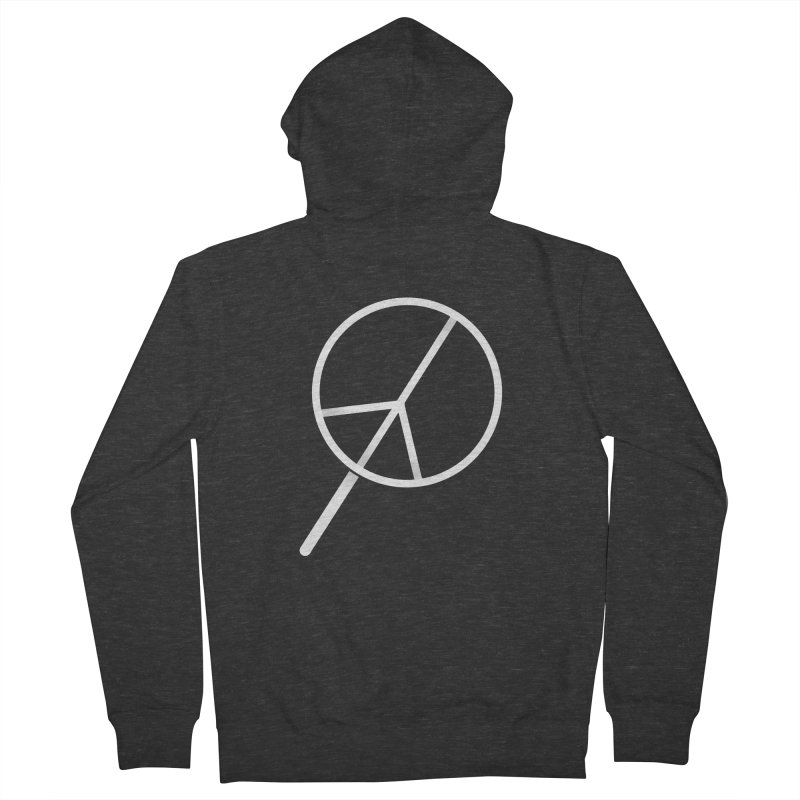 Searching...for Peace Men's Zip-Up Hoody by shadyjibes's Shop