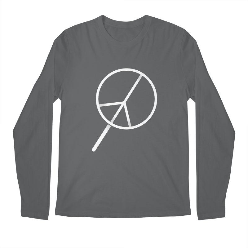 Searching...for Peace Men's Regular Longsleeve T-Shirt by shadyjibes's Shop