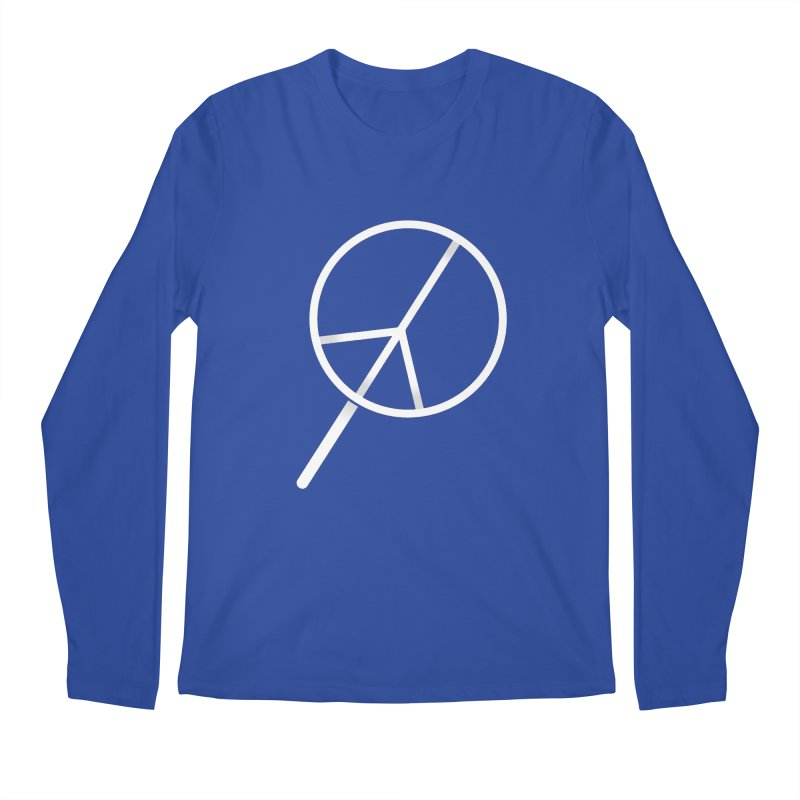 Searching...for Peace Men's Longsleeve T-Shirt by shadyjibes's Shop