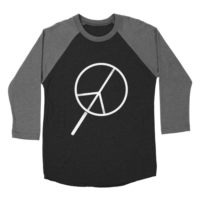 Searching...for Peace Women's Baseball Triblend T-Shirt by shadyjibes's Shop