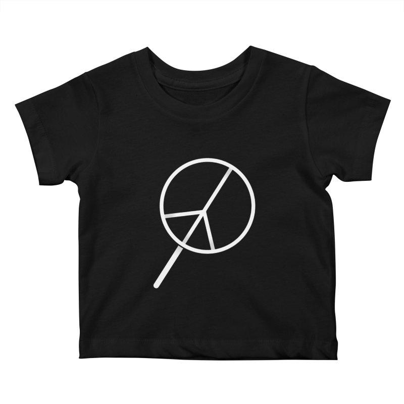 Searching...for Peace Kids Baby T-Shirt by shadyjibes's Shop