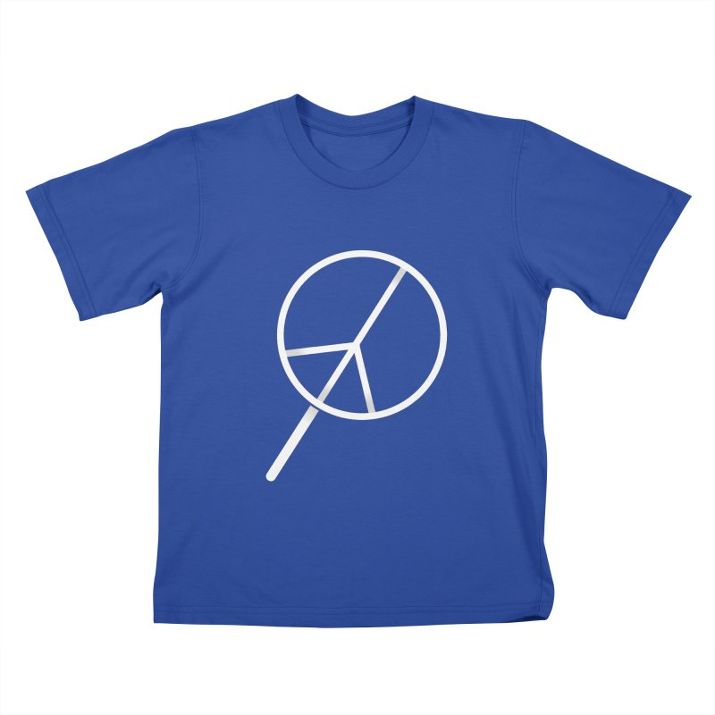 Searching...for Peace Kids T-Shirt by shadyjibes's Shop