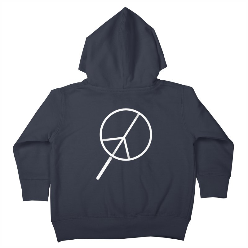 Searching...for Peace Kids Toddler Zip-Up Hoody by shadyjibes's Shop