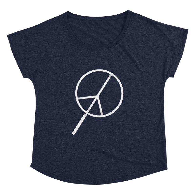Searching...for Peace Women's Dolman Scoop Neck by shadyjibes's Shop