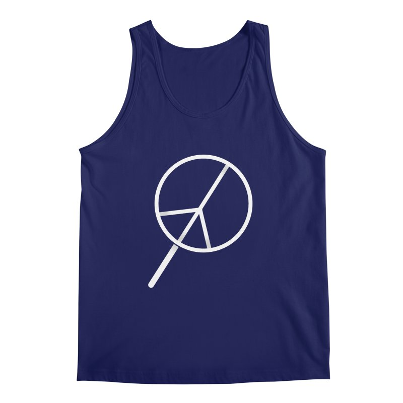 Searching...for Peace Men's Tank by shadyjibes's Shop