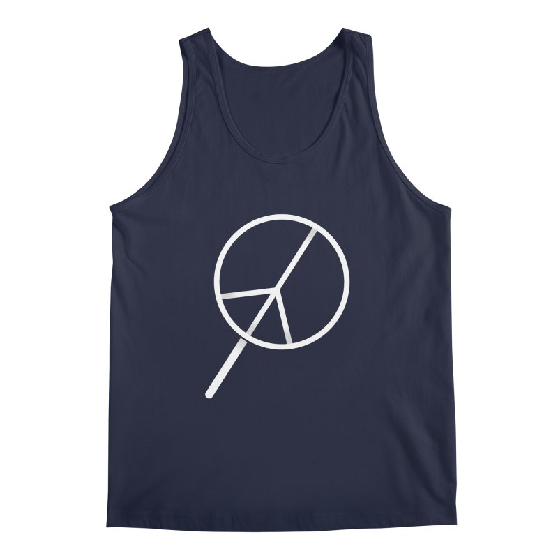 Searching...for Peace Men's Regular Tank by shadyjibes's Shop