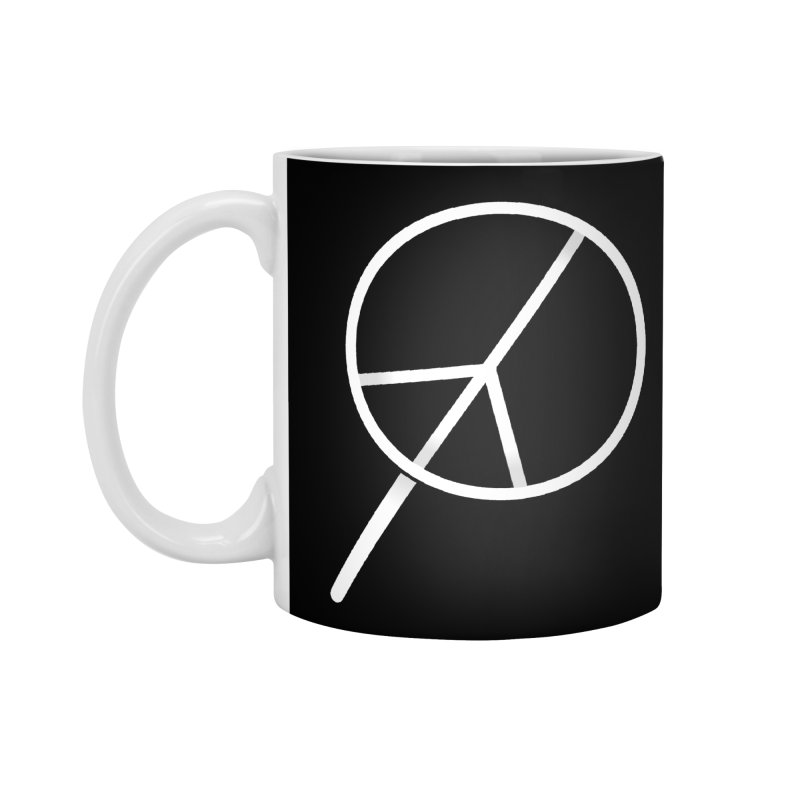 Searching...for Peace Accessories Mug by shadyjibes's Shop