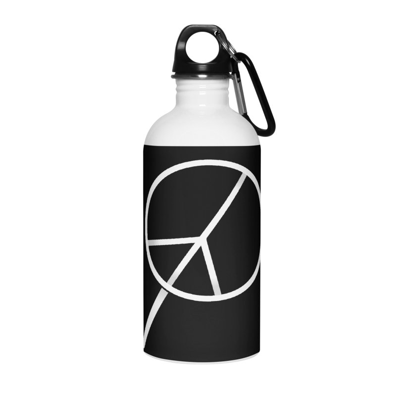 Searching...for Peace Accessories Water Bottle by shadyjibes's Shop