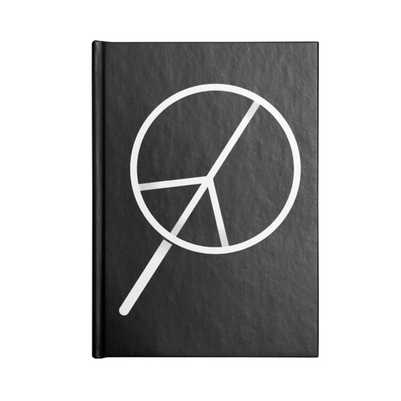 Searching...for Peace Accessories Notebook by shadyjibes's Shop
