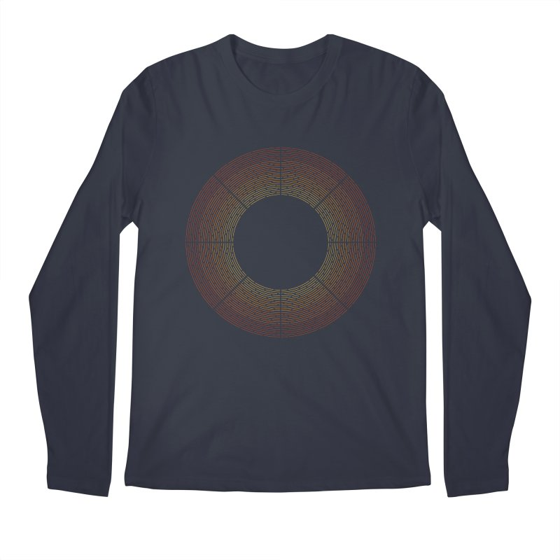 Solar Flare Men's Regular Longsleeve T-Shirt by shadyjibes's Shop