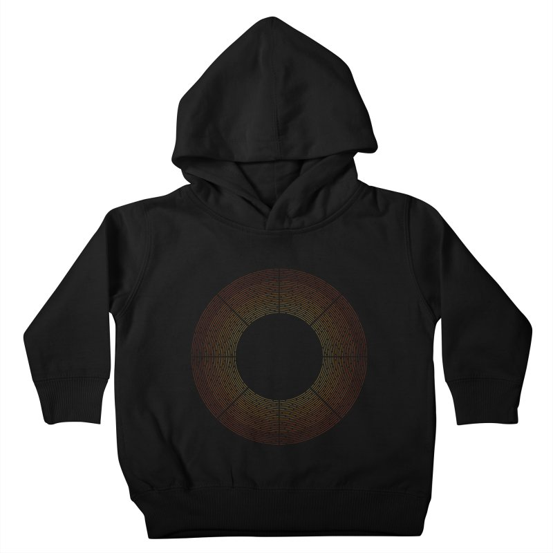 Solar Flare Kids Toddler Pullover Hoody by shadyjibes's Shop
