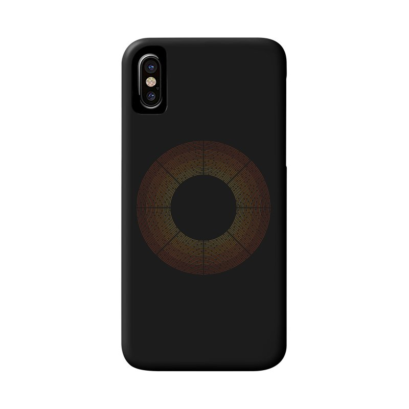 Solar Flare Accessories Phone Case by shadyjibes's Shop
