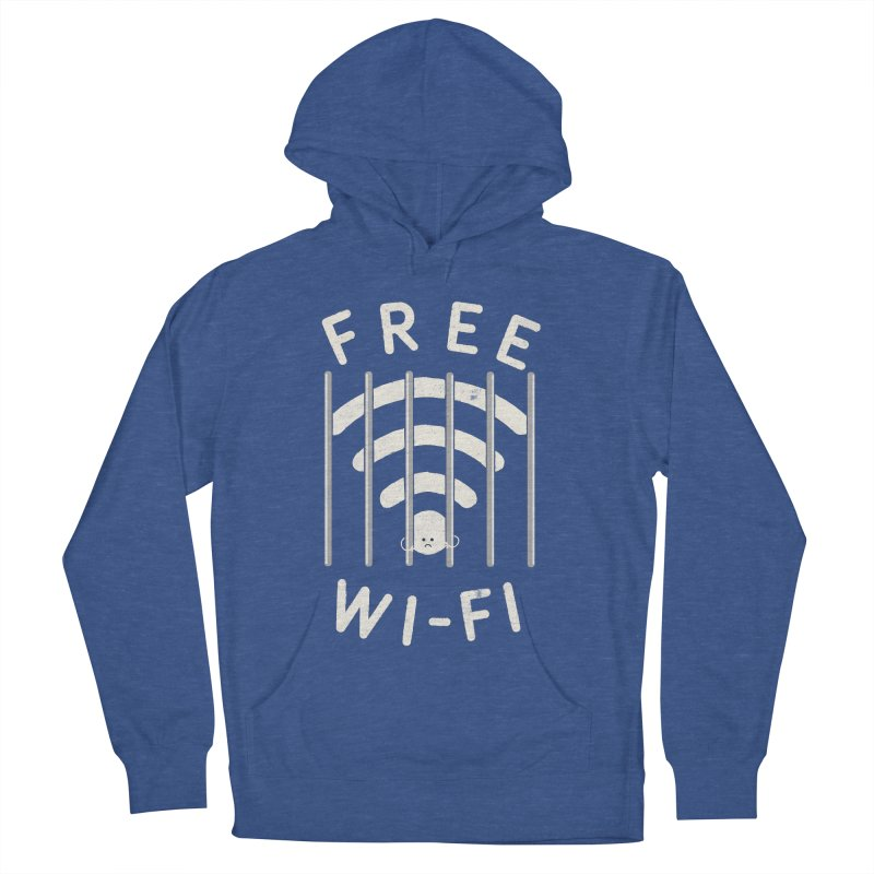 Free Wi-Fi Women's Pullover Hoody by shadyjibes's Shop