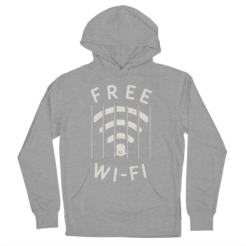 Free Wi-Fi Women's Pullover Hoody by shadyjibes's Shop