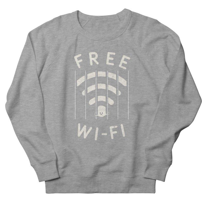 Free Wi-Fi Women's French Terry Sweatshirt by shadyjibes's Shop