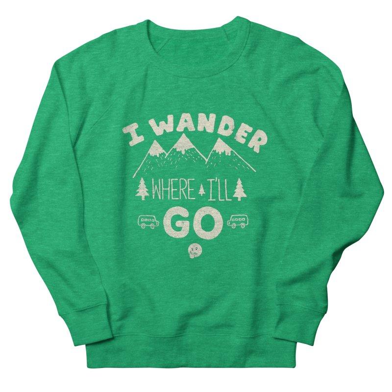 I wander Women's Sweatshirt by shadyjibes's Shop