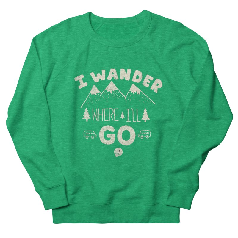 I wander   by shadyjibes's Shop