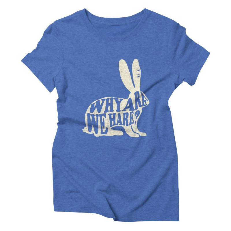 Why Are We Hare?   by shadyjibes's Shop