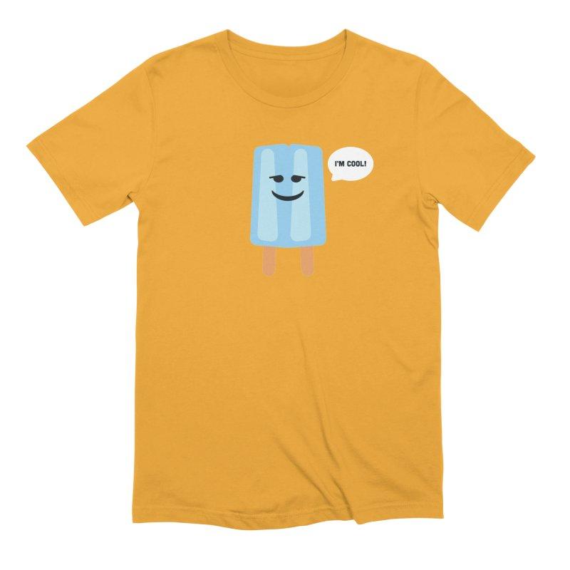 I'm Cool! Men's T-Shirt by Shane Guymon Shirt Shop
