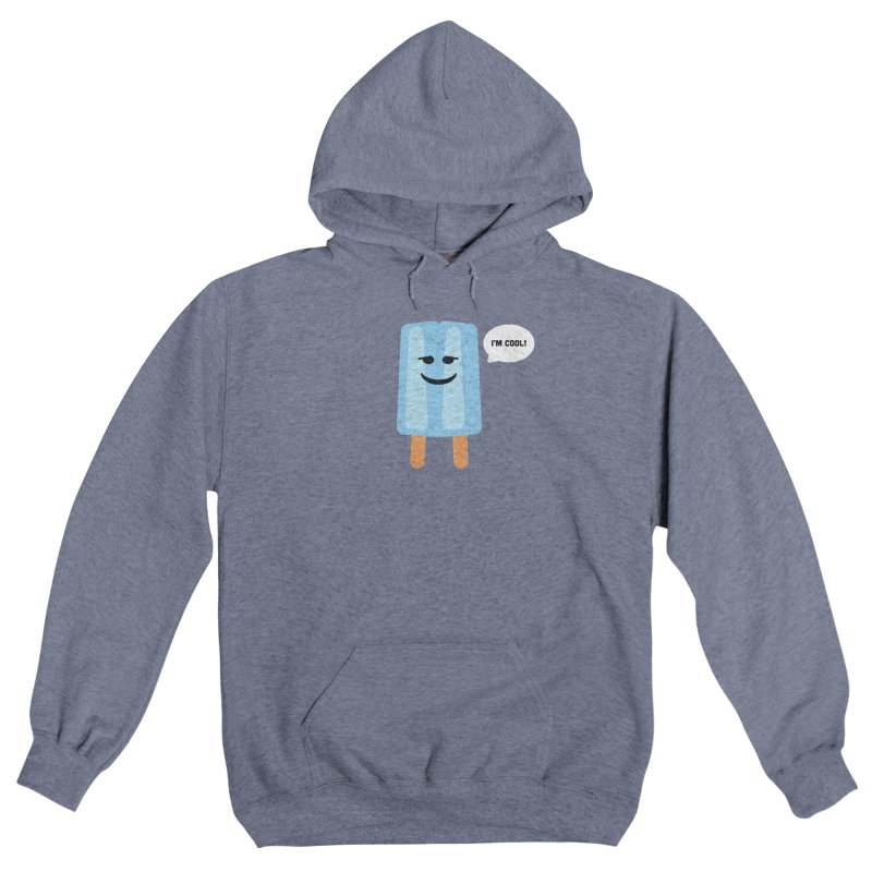 I'm Cool! Men's Pullover Hoody by Shane Guymon Shirt Shop