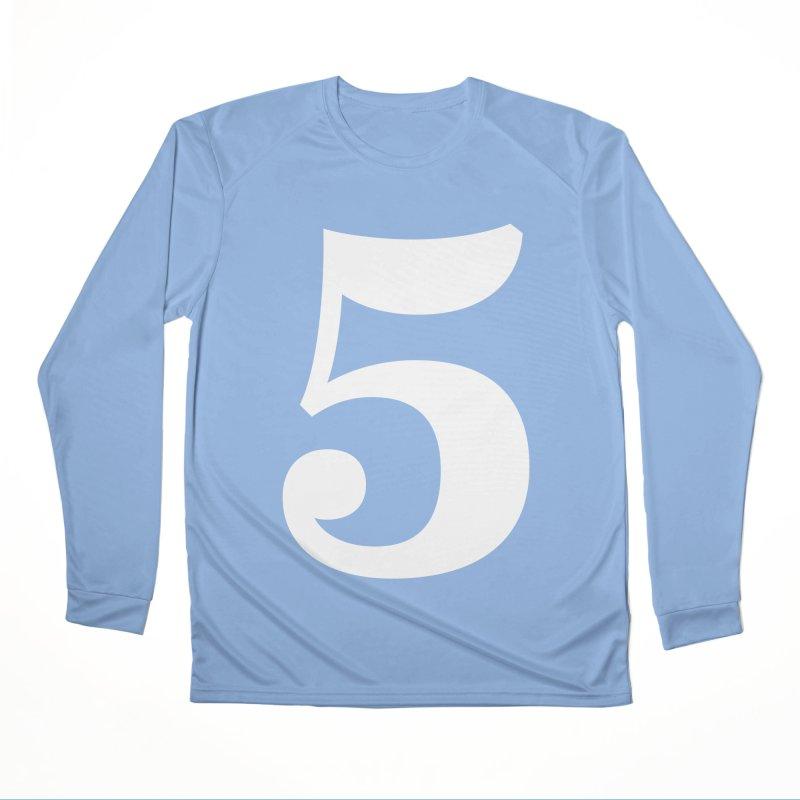 Five (5) Men's Longsleeve T-Shirt by Shane Guymon Shirt Shop