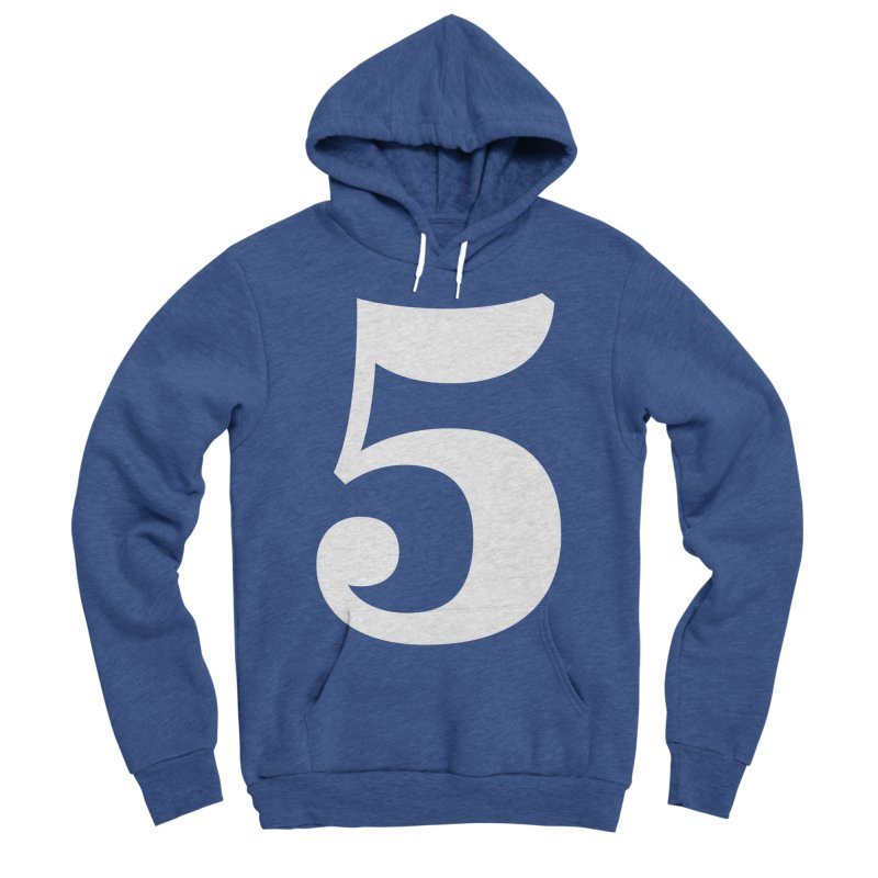 Five (5) Women's Sponge Fleece Pullover Hoody by Shane Guymon