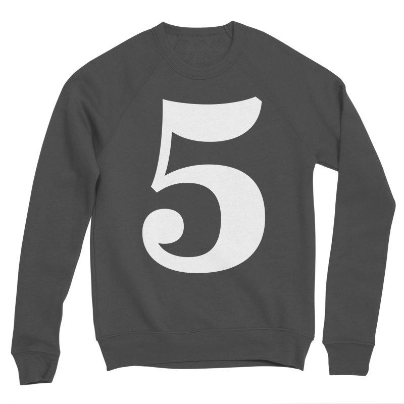 Five (5) Men's Sponge Fleece Sweatshirt by Shane Guymon