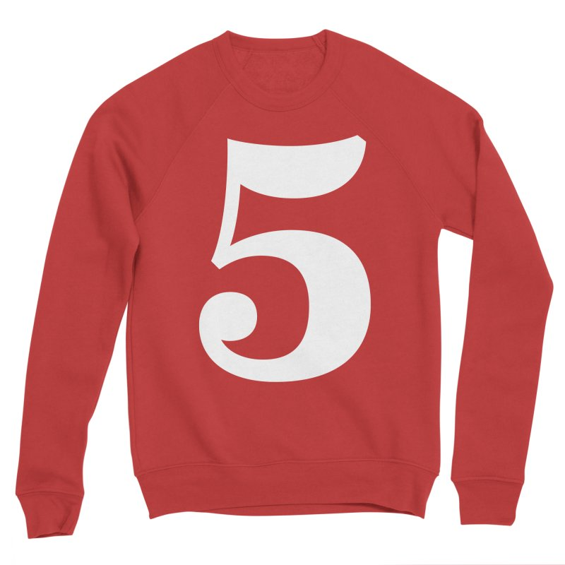 Five (5) Men's Sponge Fleece Sweatshirt by Shane Guymon