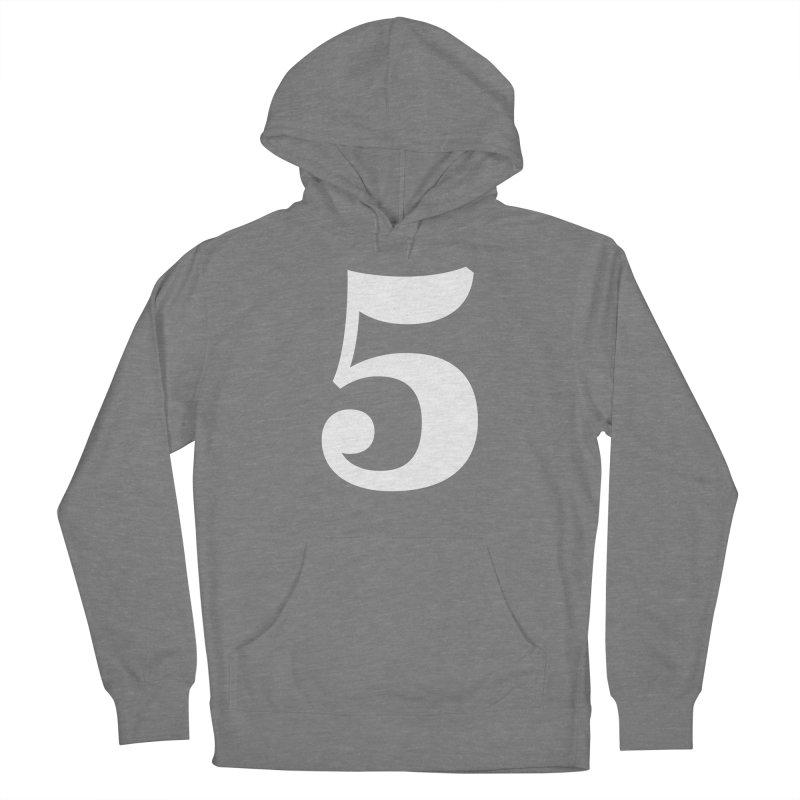 Five (5) Men's Pullover Hoody by Shane Guymon Shirt Shop