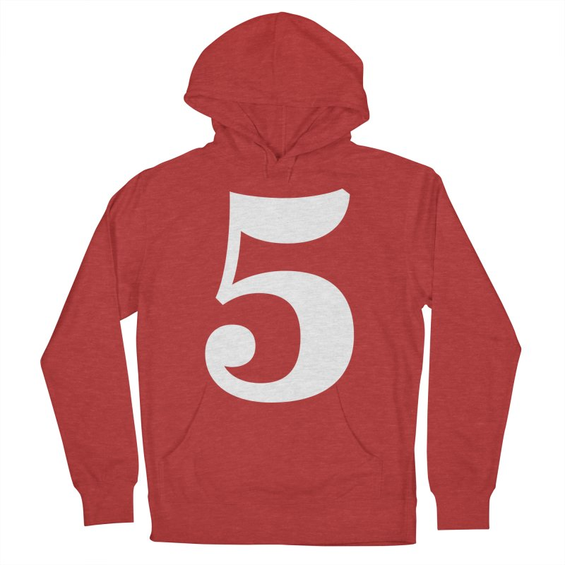 Five (5) Men's French Terry Pullover Hoody by Shane Guymon
