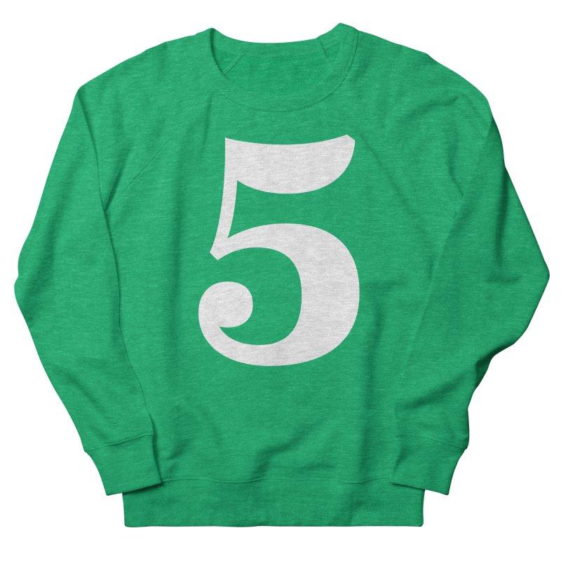 Five (5) Men's French Terry Sweatshirt by Shane Guymon