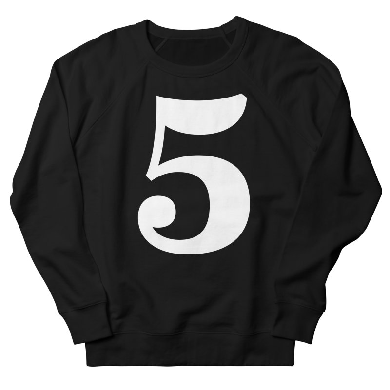 Five (5) Men's French Terry Sweatshirt by Shane Guymon