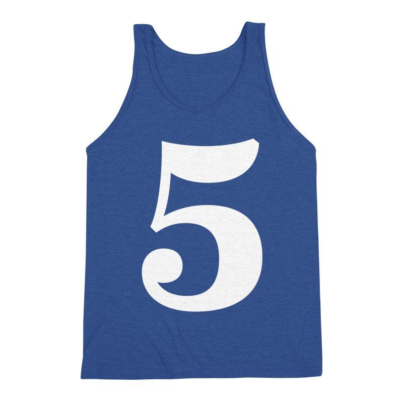Five (5) Men's Tank by Shane Guymon Shirt Shop