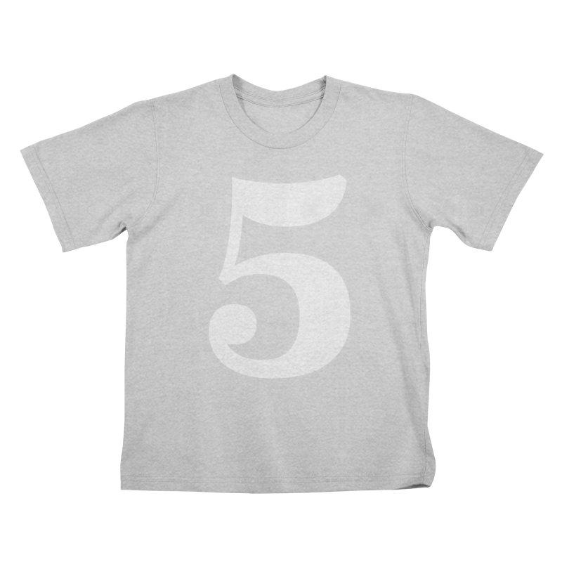 Five (5) Kids T-Shirt by Shane Guymon Shirt Shop