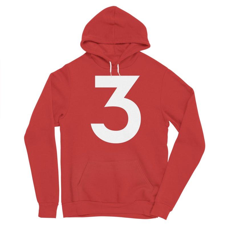 Three Women's Pullover Hoody by Shane Guymon Shirt Shop