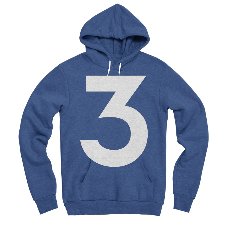 Three Women's Sponge Fleece Pullover Hoody by Shane Guymon