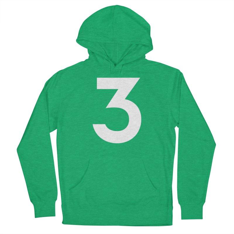 Three Men's Pullover Hoody by Shane Guymon Shirt Shop