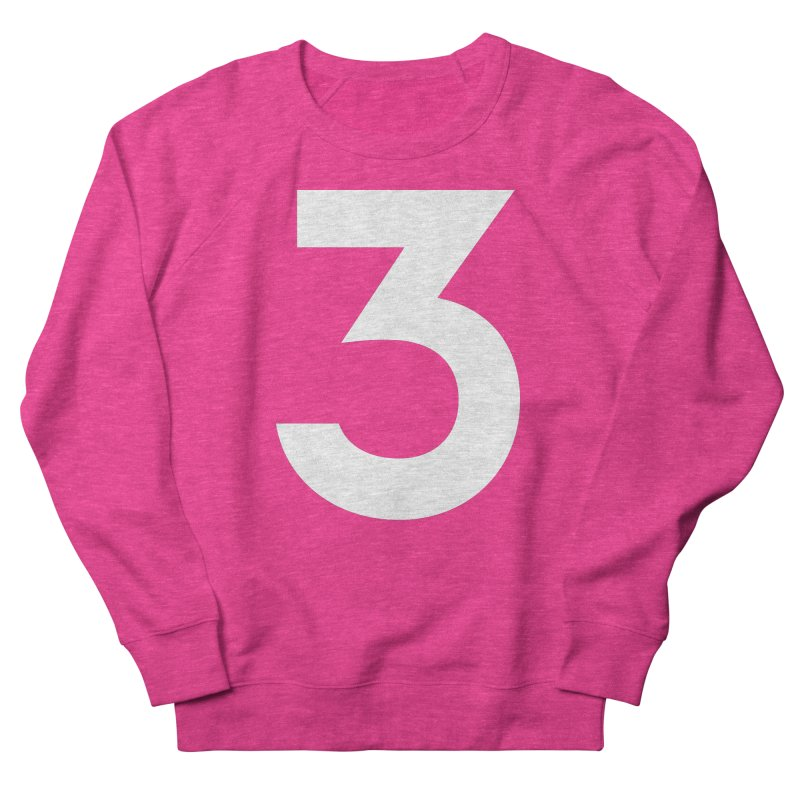 Three Women's French Terry Sweatshirt by Shane Guymon