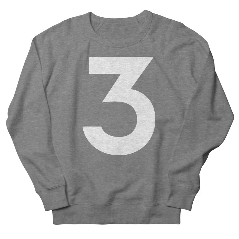Three Men's French Terry Sweatshirt by Shane Guymon