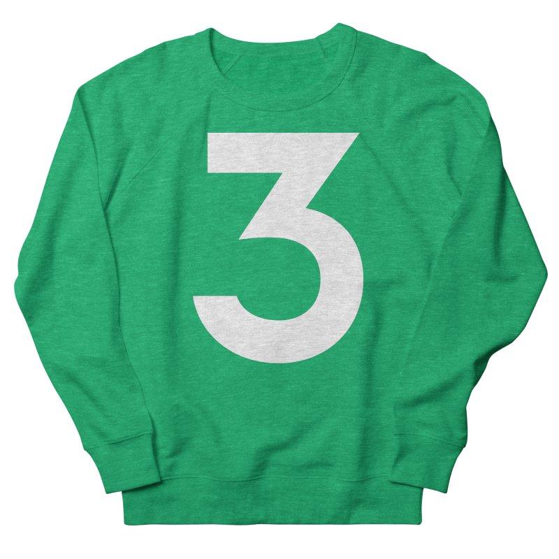 Three Men's French Terry Sweatshirt by Shane Guymon