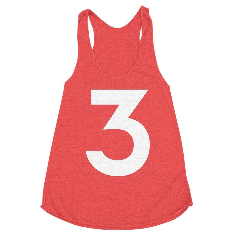 Three Women's Tank by Shane Guymon Shirt Shop