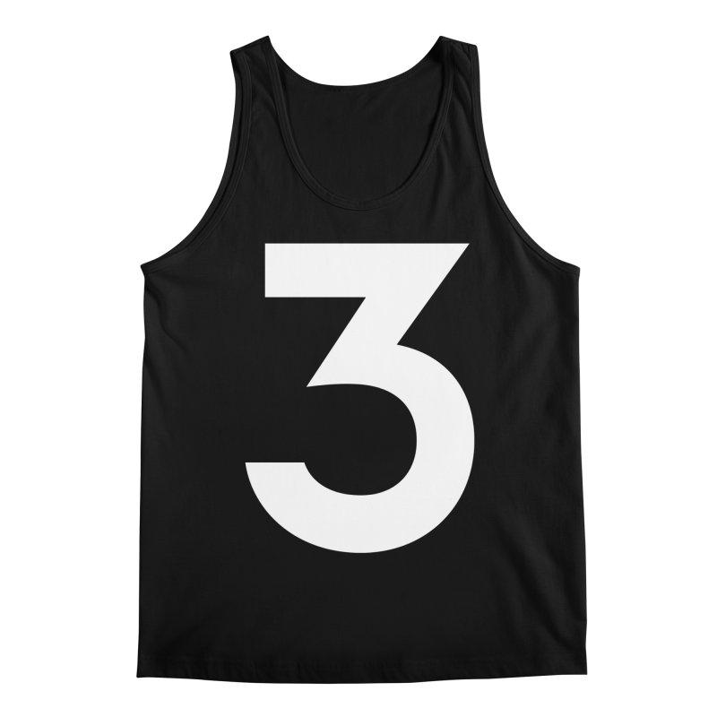 Three Men's Tank by Shane Guymon Shirt Shop