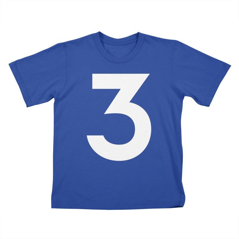 Three Kids T-Shirt by Shane Guymon