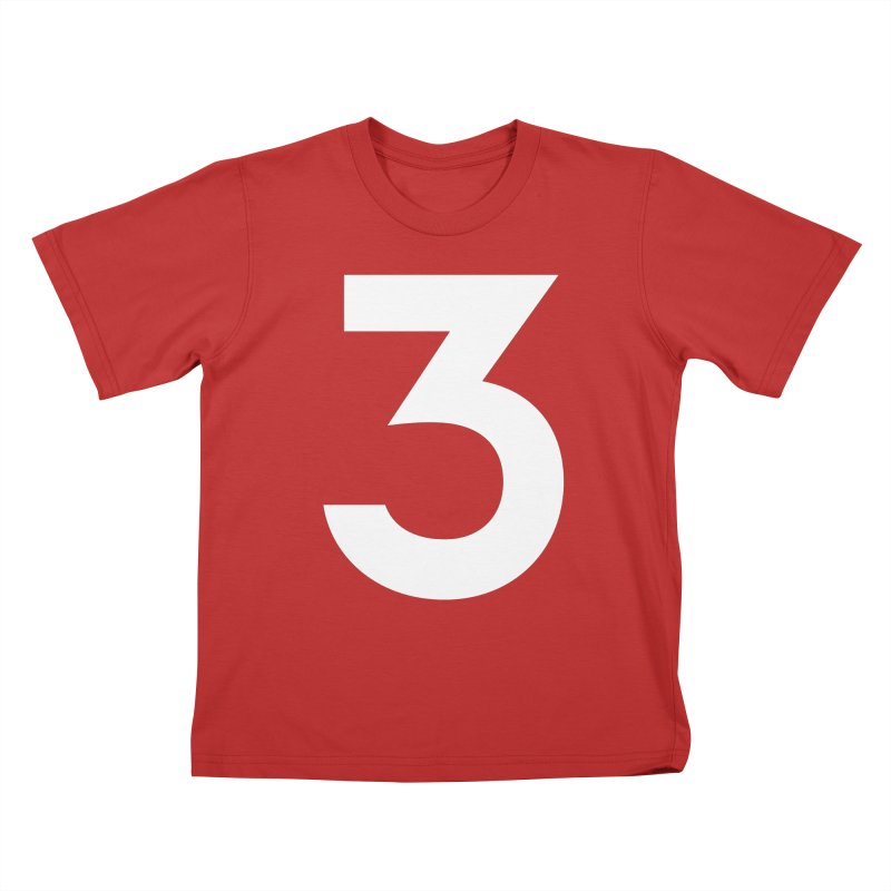 Three Kids T-Shirt by Shane Guymon Shirt Shop