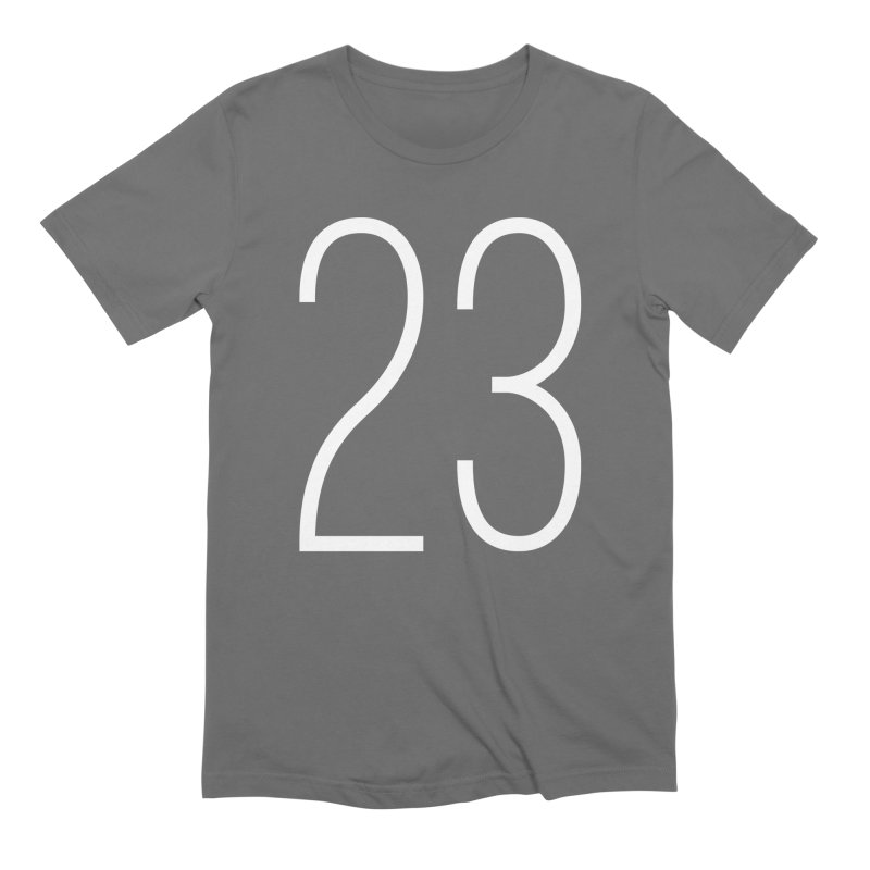 Twenty Three Men's T-Shirt by Shane Guymon
